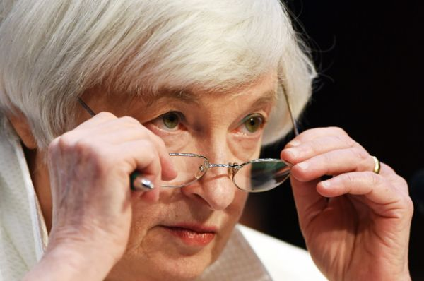 6 место — глава Федеральной резервной системы США Джанет Йеллен.