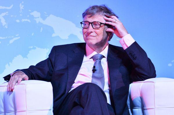 7 место — основатель Microsoft Билл Гейтс.