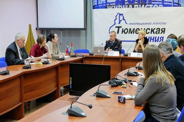Росгвардия Тюменской области: штат укомплектован на98%