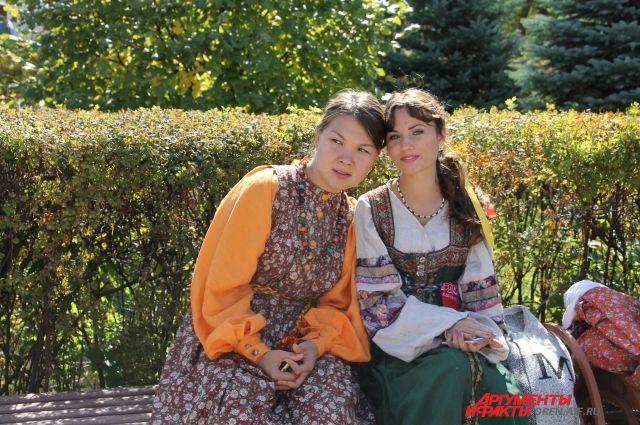 В следующем году появится новый праздник  День народов Оренбуржья