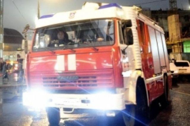 ВСургуте произошел пожар натерритории лечебно-исправительного заведения