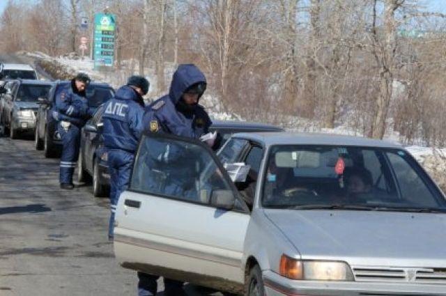 Сплошные проверки автомобилистов пройдут вФокинском иБежицком районах