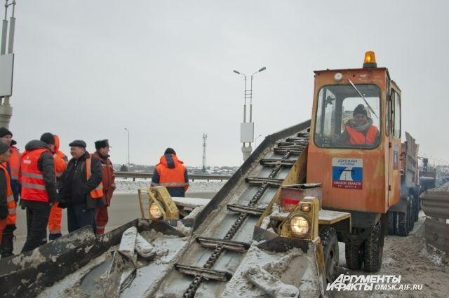 ВСамаре откажутся отпеско-соляной смеси на трассах