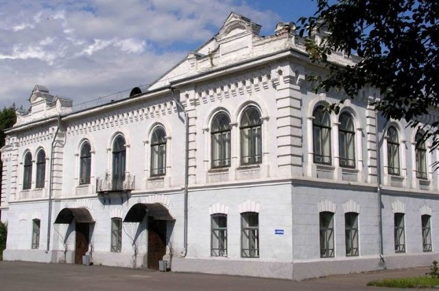 110 лет назад прошёл первый спектакль в каменном здании театра.