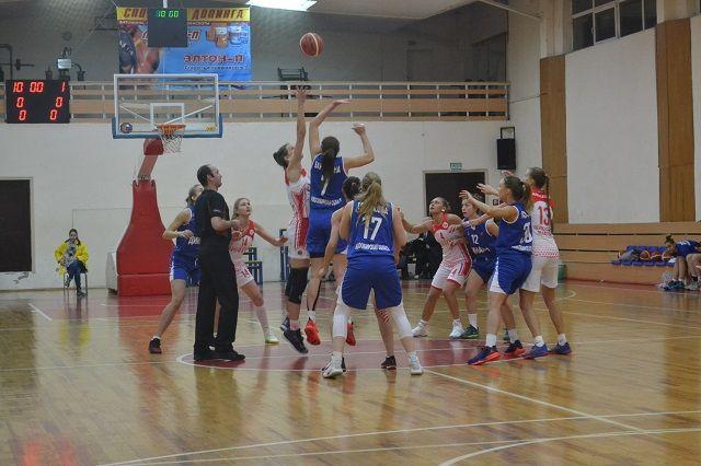 Матч завершился со счетом 83:53 в пользу пензенских баскетболисток.