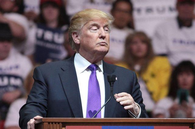 Дональд Трамп назвал неразумным парнем пресс-аташе Белого дома