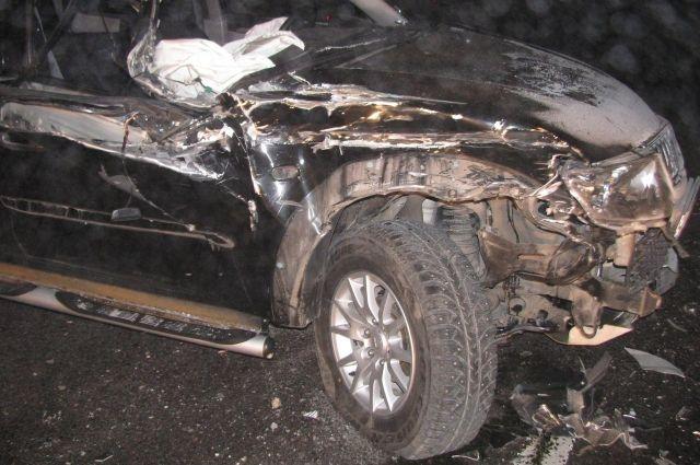 ВДТП натрассе «Оренбург-Илек» погибла женщина