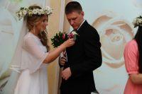 В Советском отделе каждую церемонию регистрации брака продумывают до мелочей.