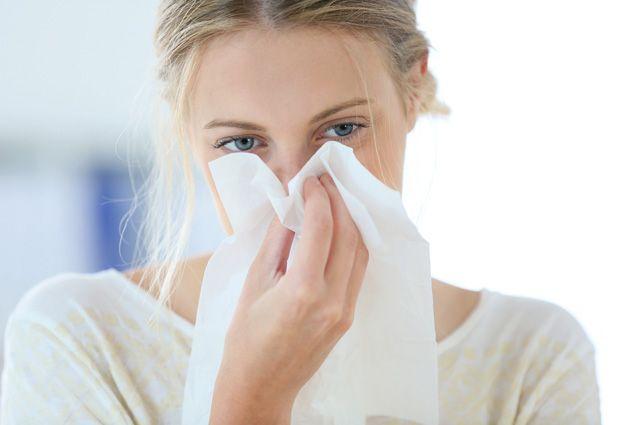 Заложило нос невозможно дышать что делать