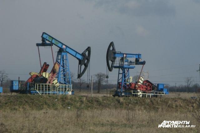 В Калининградской области открыто новое месторождение нефти и газа.