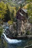 Водяная мельница Кристалл-Милл находится в штате Колорадо, что в США и располагается на 11-м месте
