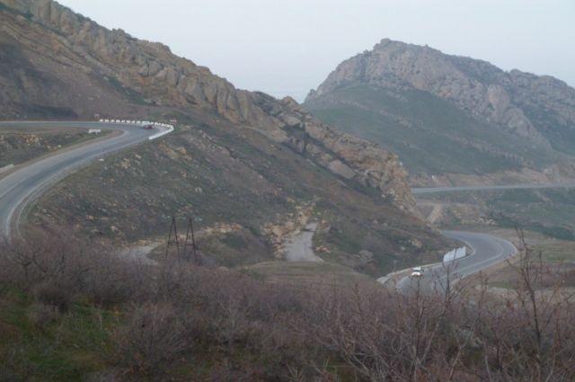ВДагестане планируется строительство нового тоннеля под Атлыбуюнским перевалом