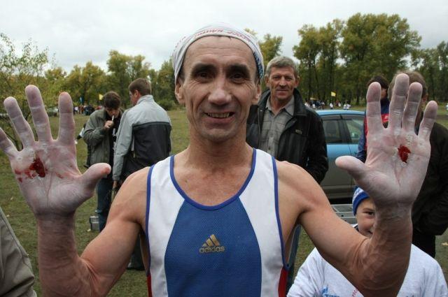 Многочасовой одиночный марафон Николай Каклимов совершит в понедельник, 19 декабря, старт назначен на 8.00.