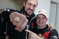 Сергей Ковалёв будет чаще приезжать в родной город ради мастер-классов с юными боксёрами.