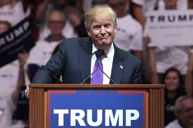Трамп призвал приверженцев установить рекорд на собственной инаугурации