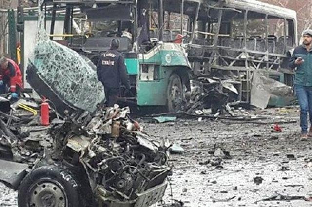 Террор вТурции будет навсе 100% устранен— руководитель МВД