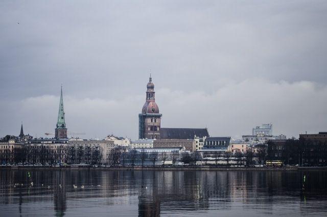 ВРиге эвакуированы люди изторговых центров Domina и Rīga Plaza