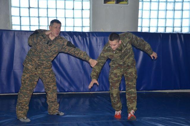 Уроки самообороны от спецназа