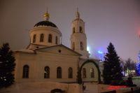Никольский собор отмечает престольный праздник.