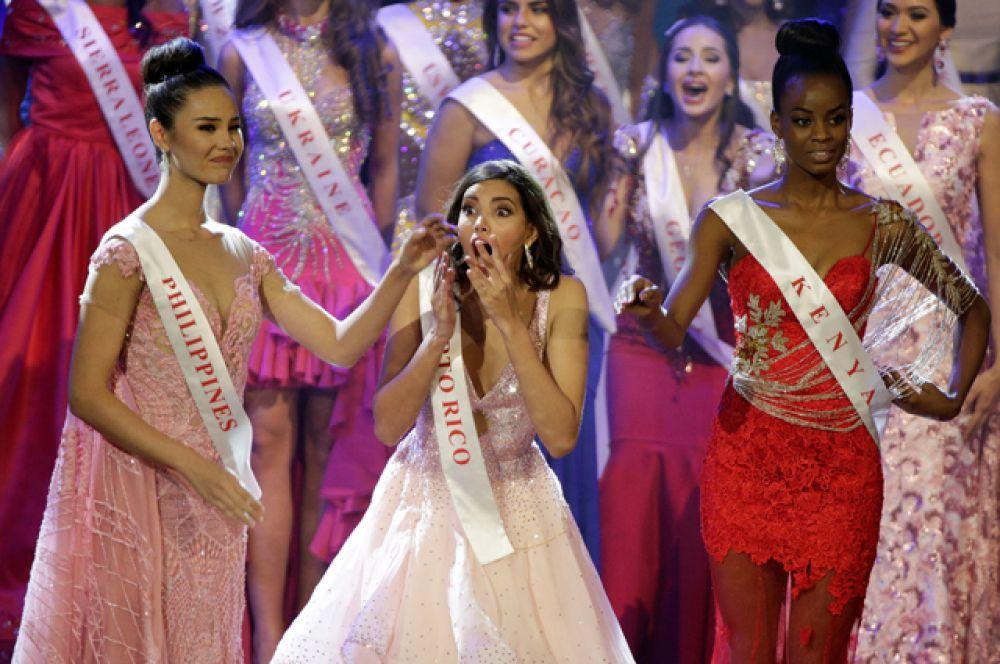 Титул «Мисс Мира» завоевала 19-летняя Стефани де Валл из Пуэрто-Рико.