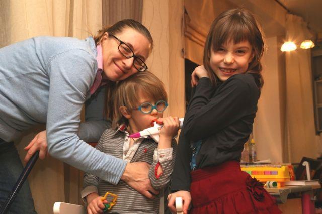 Петино счастье. Как быть мамой особенного ребенка?