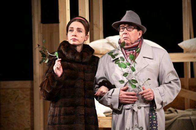 Театральные критики назвали лучший спектакль текущего года
