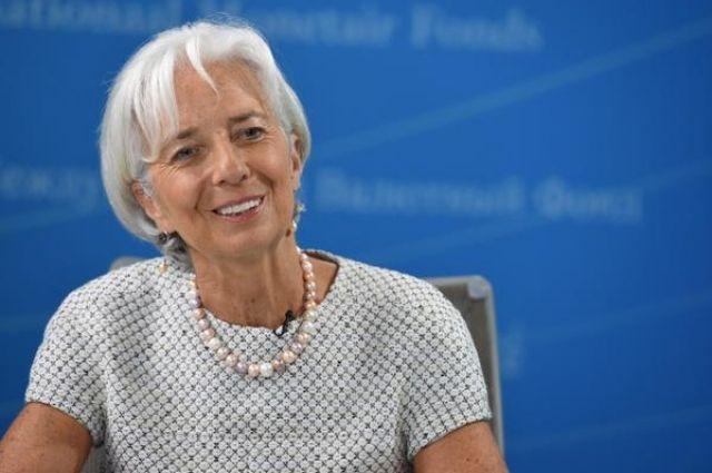 Совет МВФ подтвердил доверие Кристин Лагард