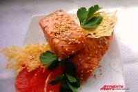 Рыба может прекрасно заменить на новогоднем столе тяжелые мясные блюда.