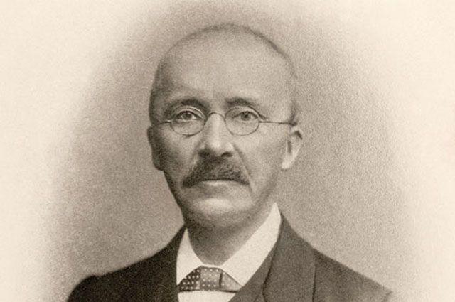 Генрих Шлиман. Фото из «Автобиографии» 1892 года.