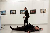 Убийство российского посла в Анкаре.