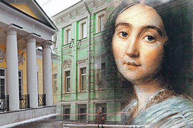 Евдокия Ростопчина.