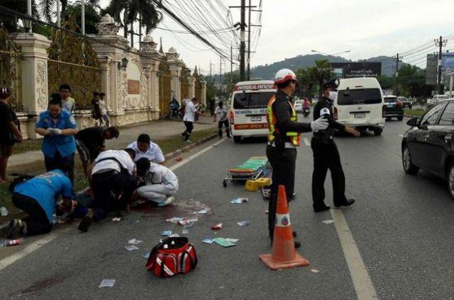 Посольство России в Таиланде уже уведомлено о произошедшем.
