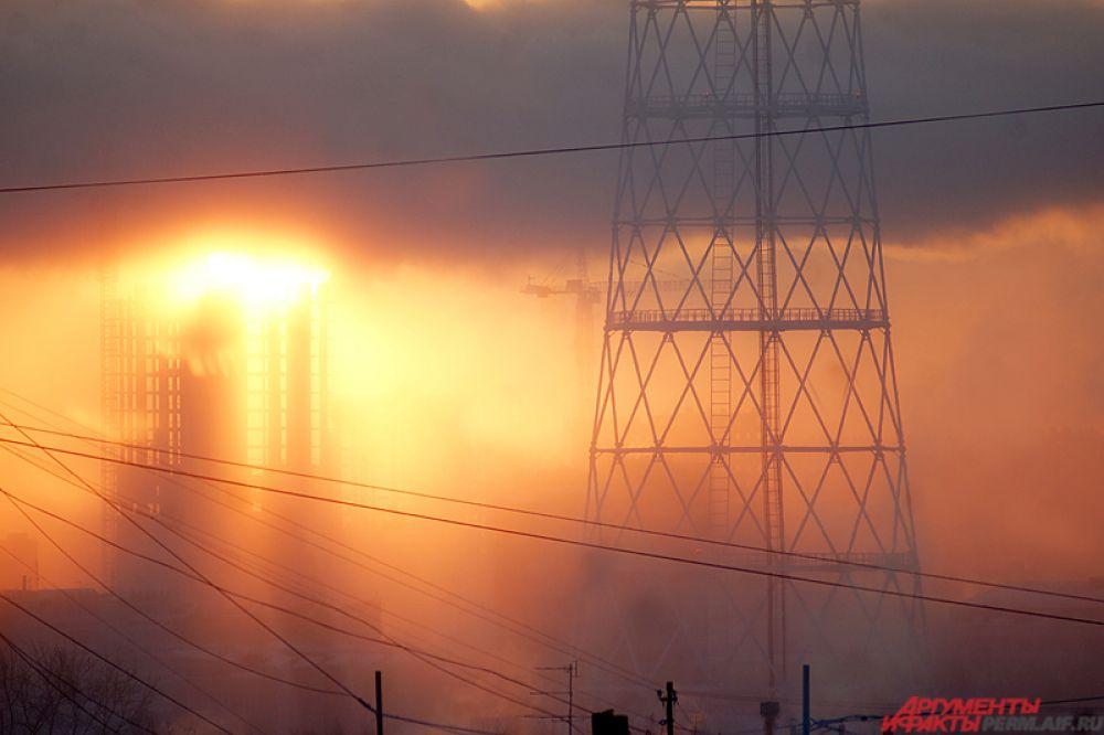 Специалисты сообщают, что ночь с 19 на 20 декабря в Прикамье выдалась самой холодной за последние два года.