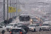 Любой каприз погоды оборачивается для донской столицы заторами на дорогах.