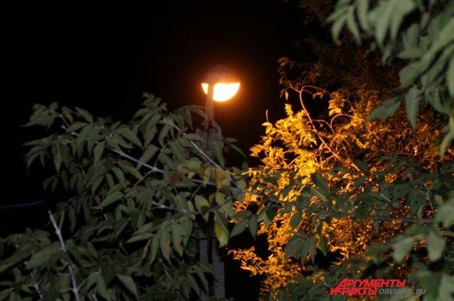 Энергетики отключат уличные фонари в трех районах Калининграда.