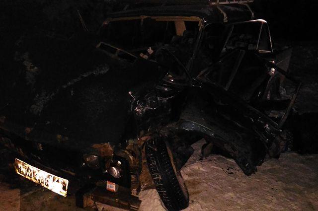 ВДТП вЮрьянском районе насмерть разбился шофёр ВАЗа