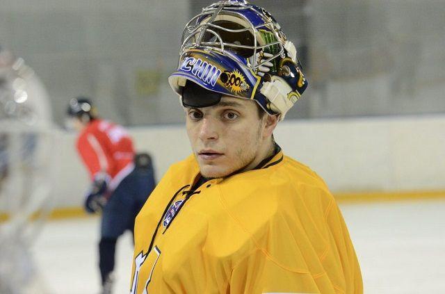 В воротах он сменит Дениса Мотошина, который ранее был первым номером.