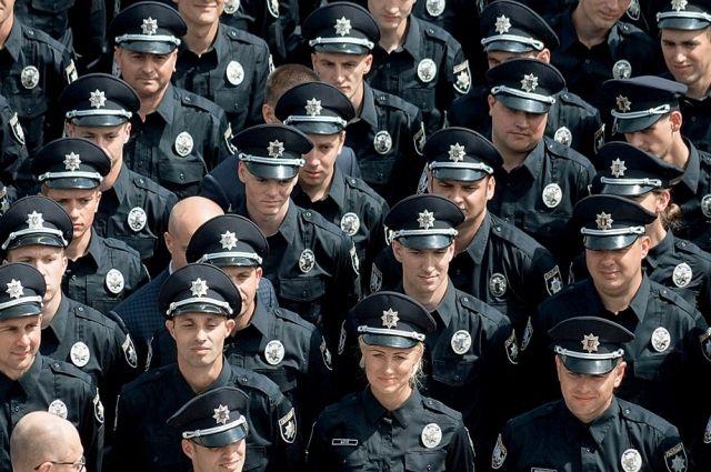 Практически 1,4 тыс. правоохранителей будут охранять правопорядок вцентре столицы Украины