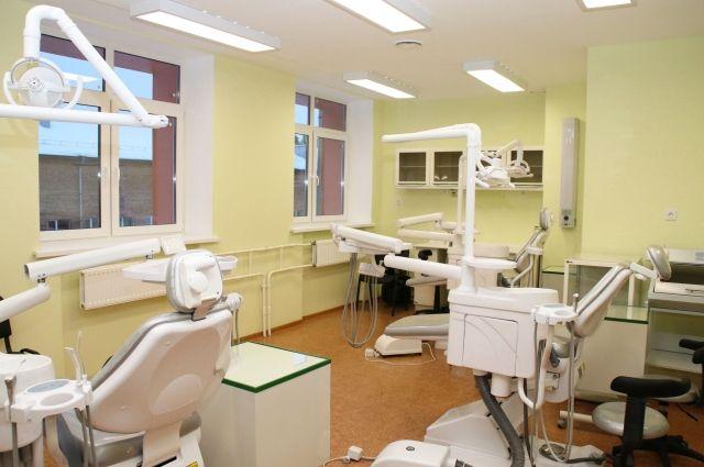 Современные кабинеты новой поликлиники в Сортавала