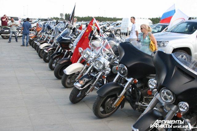В краже двух мотоциклов у жителя Багратионовска обвинили стажера полиции.