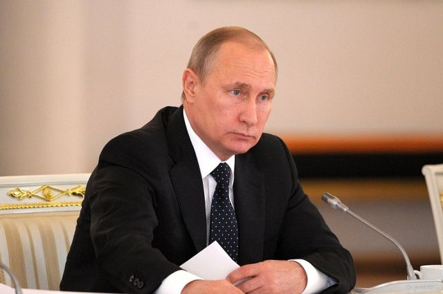 Путин утвердил бюджет Пенсионного фонда на2017-2019 годы