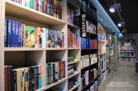В одном из книжных магазинов Нововсибирска прилюдно украли книгу