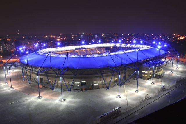 Стадион «Металлист» в Харькове