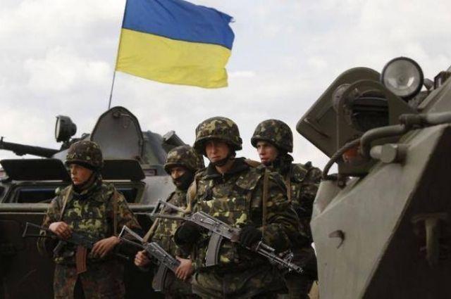 НаСветлодарской дуге 11 бойцов ВСУ получили ранения— штаб АТО