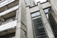 Принято решение снести накренившийся дом на Московском проспекте.