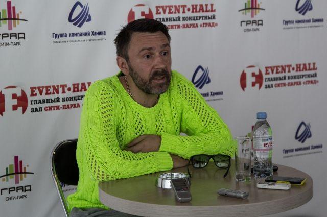 Ярославцы смогут принять участие всъемках клипа Сергея Шнурова