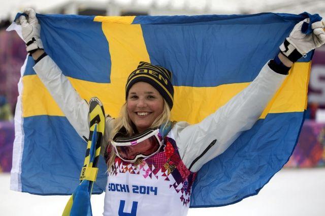 Шведская фристайлистка доставлена вбольницу вкритическом состоянии после падения