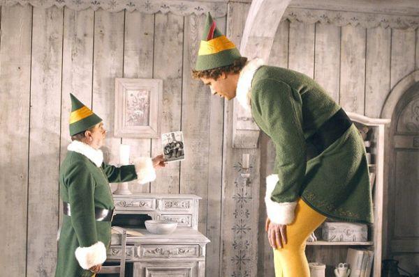 «Эльф» — семейная комедия режиссера Джона Фавро о мальчике, который спрятался в мешке Санта-Клауса, попал на Северный Полюс и очутился среди эльфов. Сборы в прокате: $173,4 млн