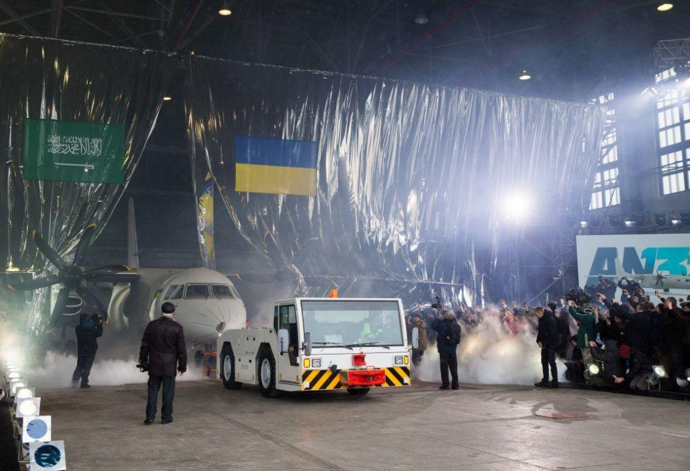 Демонстрационный полет самолета на территории Саудовской Аравии запланирован на март 2017 года