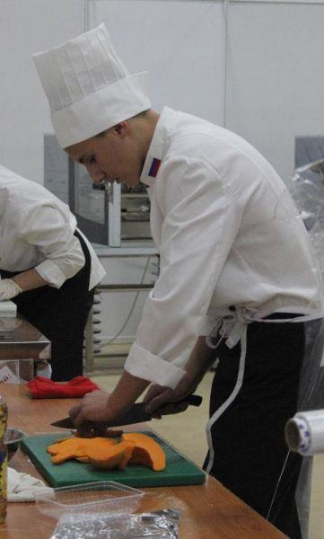Это крупнейший кулинарный конкурс российских участников и представителей стран СНГ.